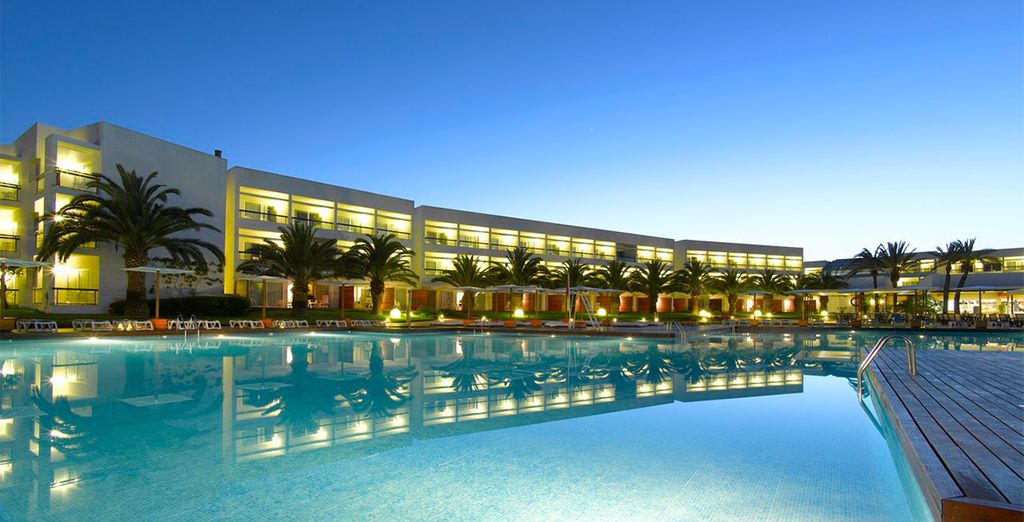 Grand Palladium Palace Ibiza Resort y Spa