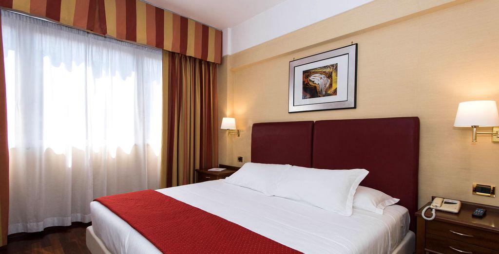 Hotel Cicerone en Roma