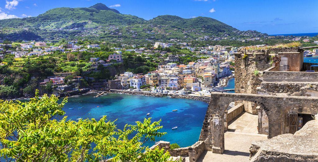 Descubre todo el encanto italiano
