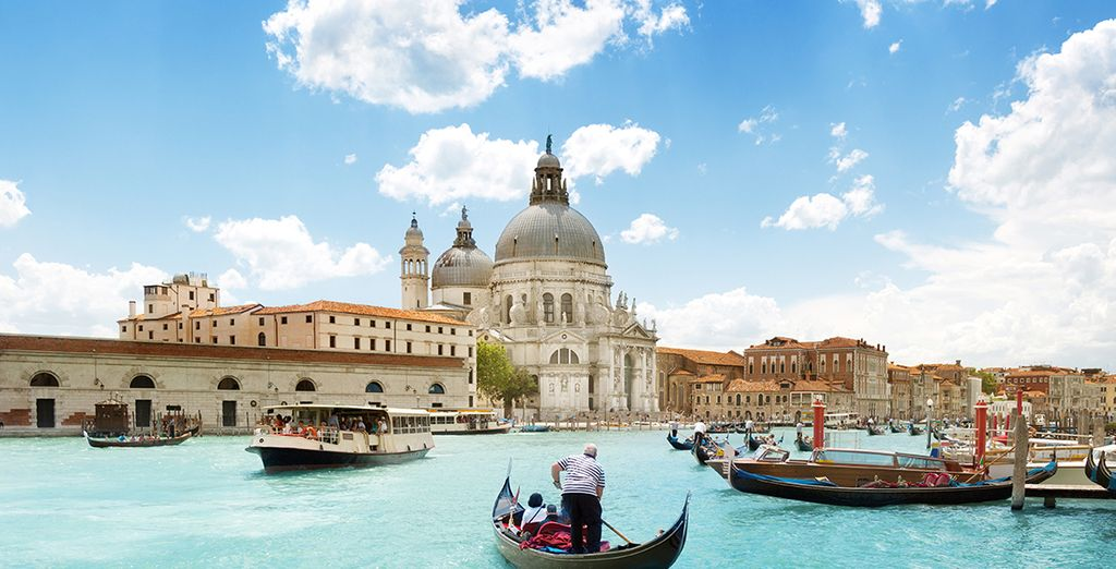 Descubrir Venecia en Italia