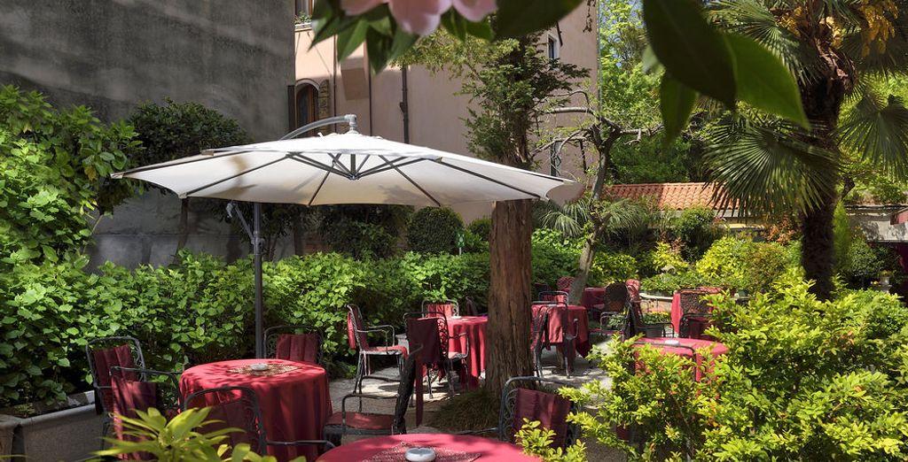 Hotel Amadeus 4* en Venecia, Italia
