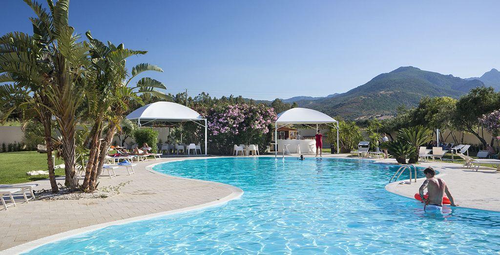 Hotel San Teodoro 4* en Italia