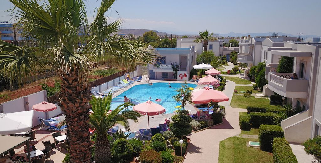 Maya Beach Hotel 4* en Heraklion