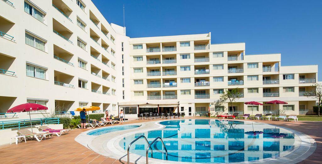Alpinus Hotel 4* en Algarve