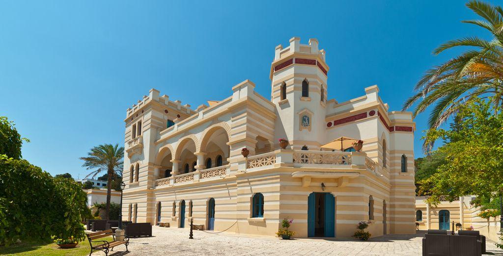 Villa Raffaella Dimora di Charme en Santa Cesarea