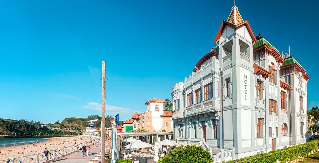 Hotel Villa Rosario 4*