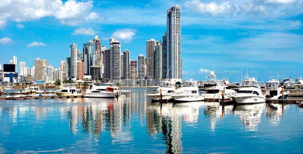 No se vaya sin visitar Panamá