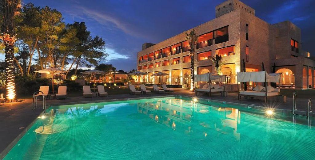 Uno de los mejores hoteles de Marbella