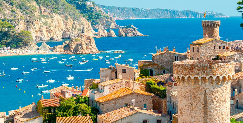 Elige la Costa Brava para tus próximas vacaciones