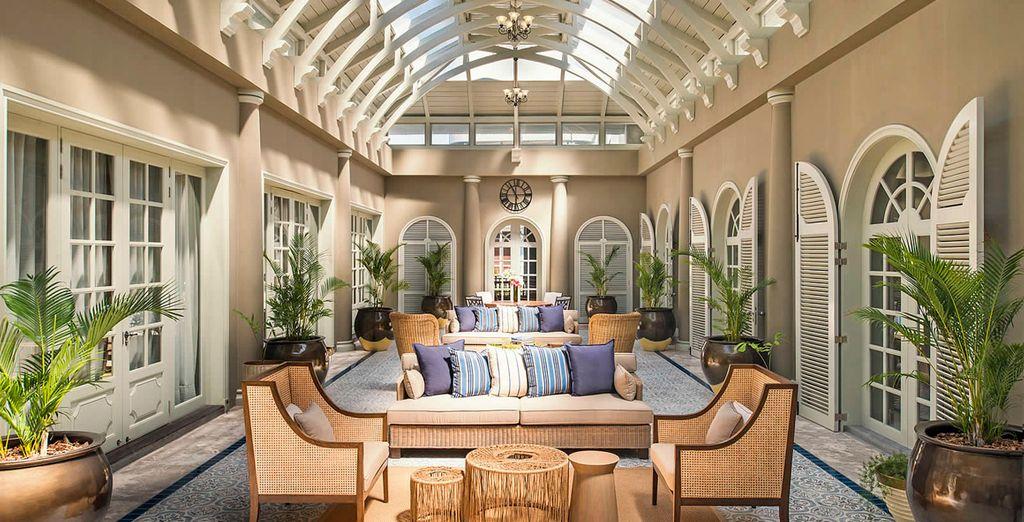 El interior del St. Regis Mauritius Resort 5* te enamorará