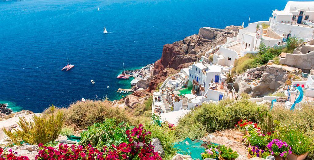 Descubra los pueblos blancos y las playas únicas de Creta