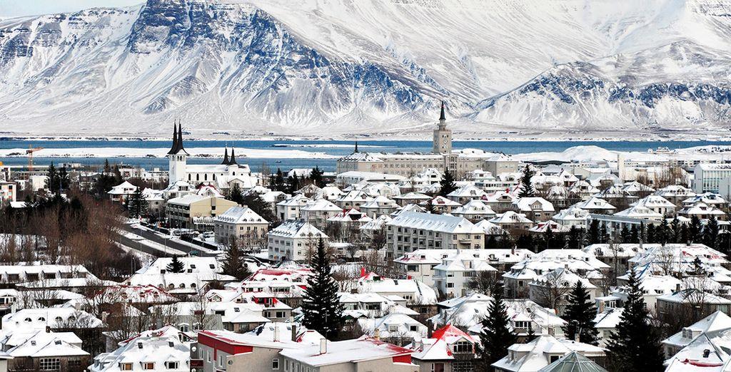 Disfruta de una escapada de 4 noches alojándote en Reykjavik
