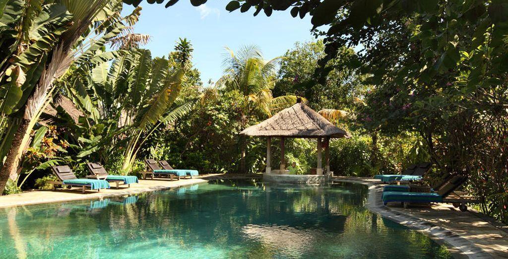 Puedes alojarte en el Tony's Villas&Resort 4*