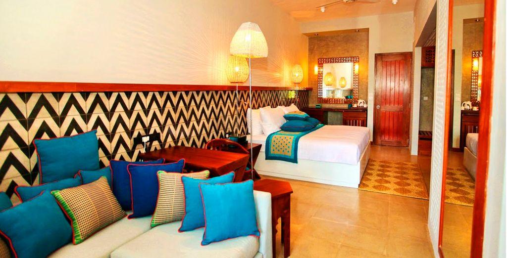 Hotel Cinnamon 5*, Beruwala