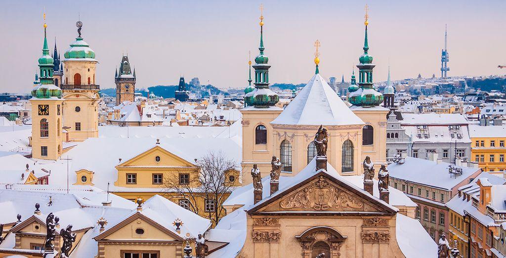 Praga, un recuerdo para enmarcar