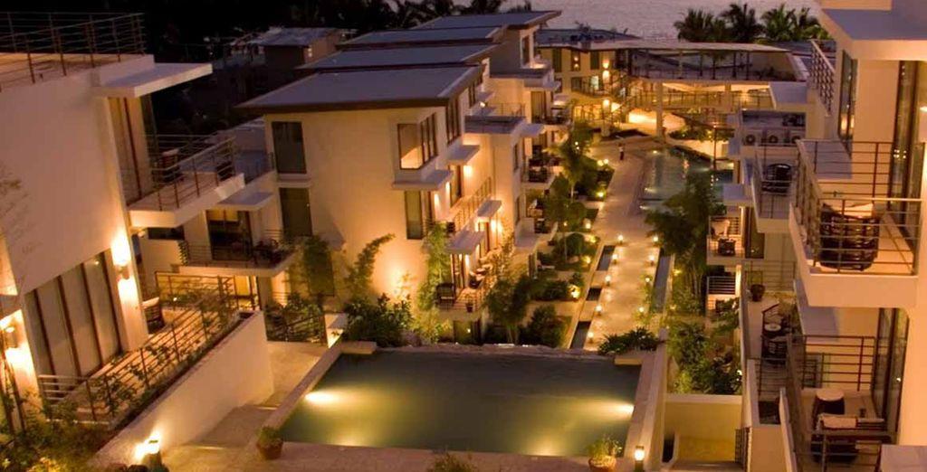 Bienvenido al Hotel Discovery Shores
