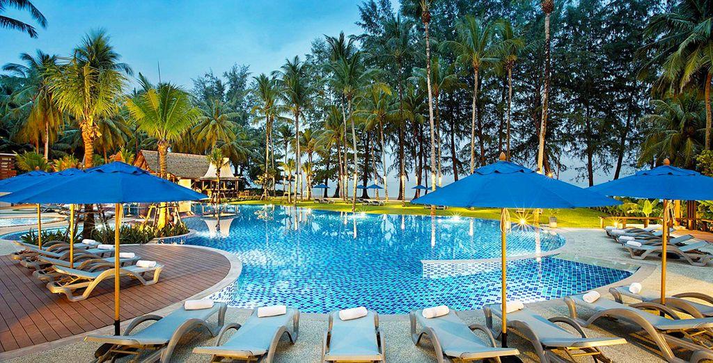 Manathai Khao Lak 4* será tu oasis de calma en Tailandia
