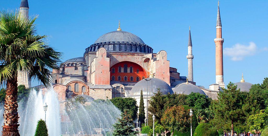 Descubre Estambul