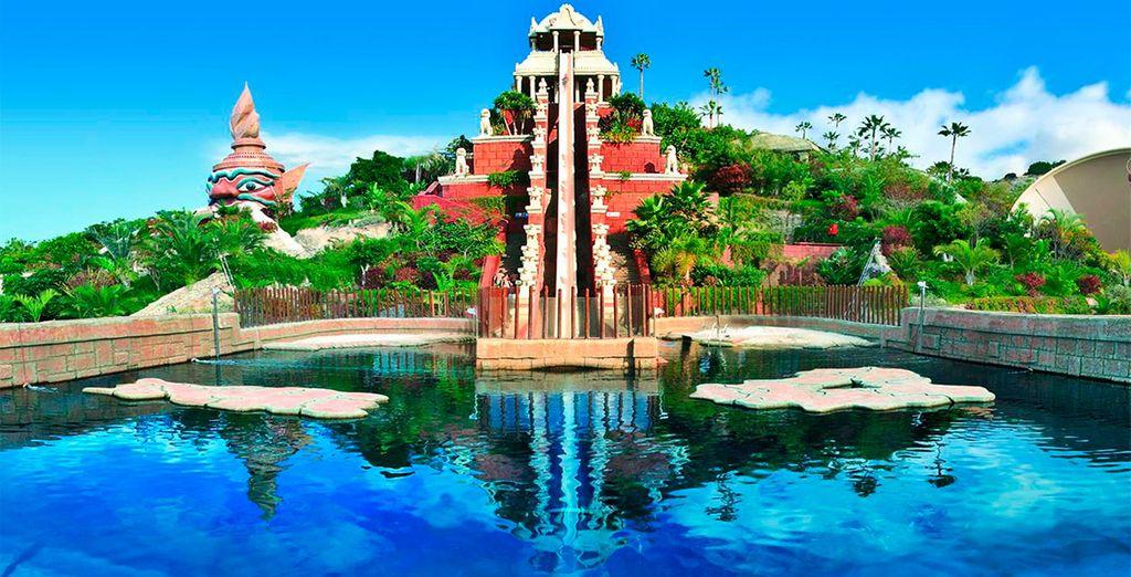 Ofertas Siam Park Tenerife