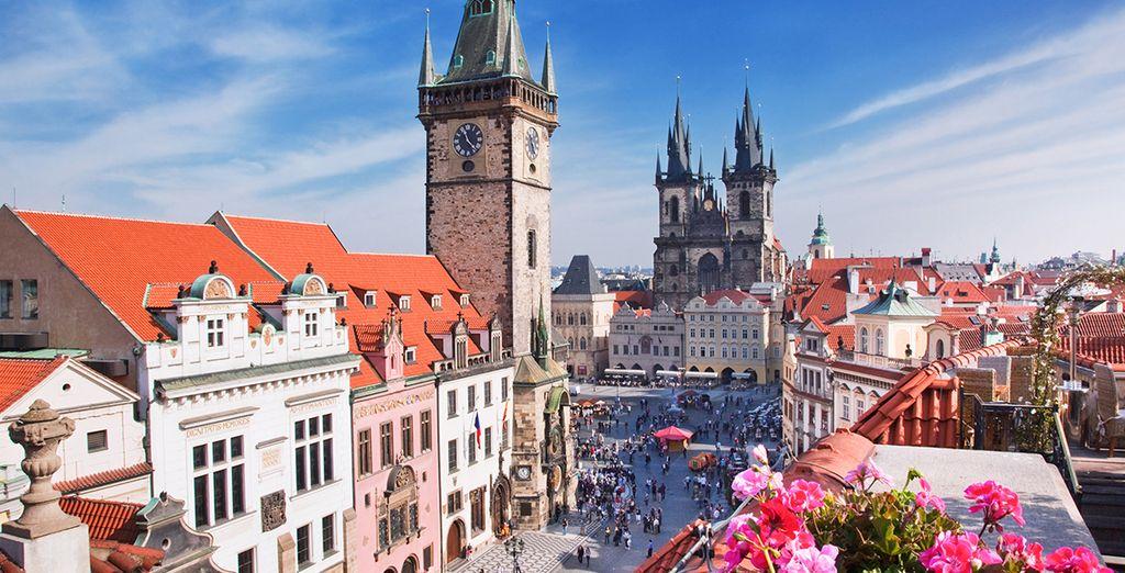 Una de las ciudades más bellas de centroeuropa