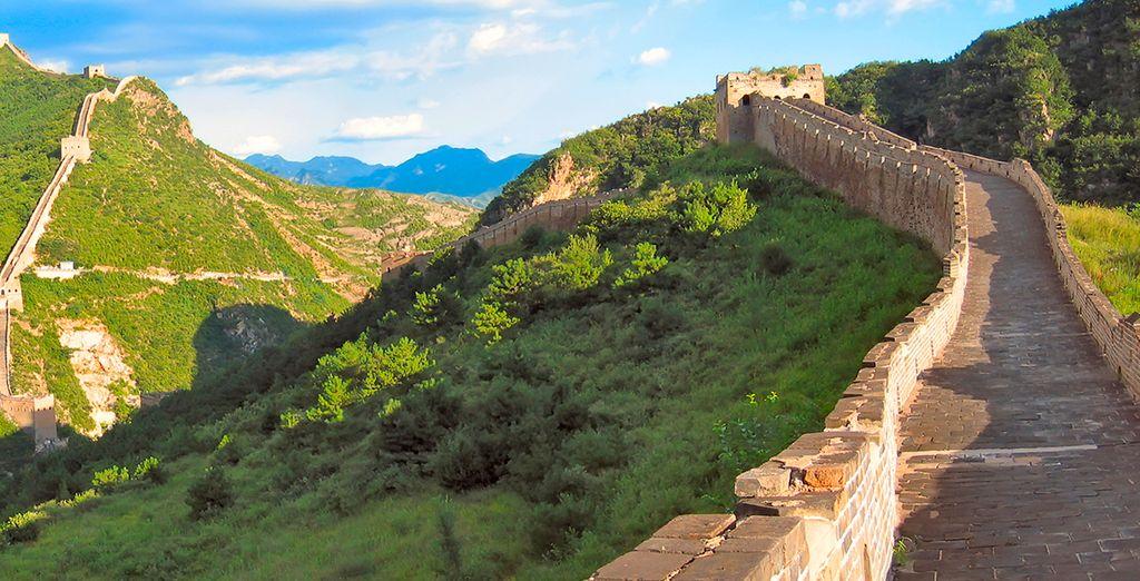 Descubra los tesoros de China