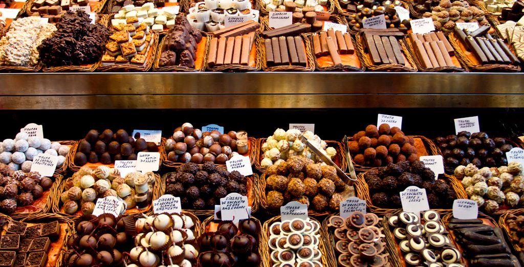 Una cultura culinaria a base de mimo, cuidado y dedicación por el chocolate