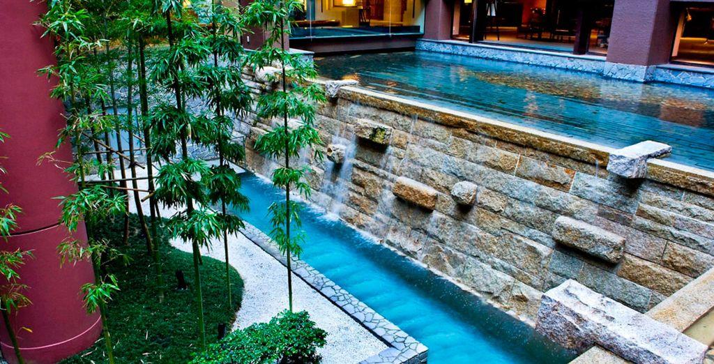 El Kyoto Tokyuy Hotel 4* será tu hotel en Kyoto