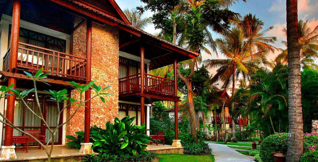 Bienvenido al Holiday Resort Lombok