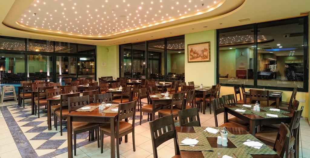 Restaurante del Gouves Park Holiday Resort