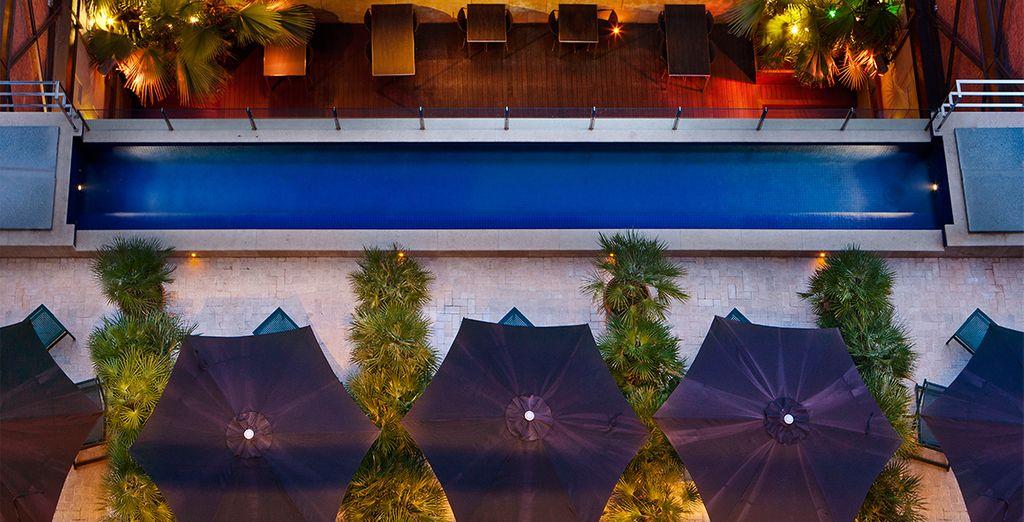 Un hotel 4* en pleno corazón de Barcelona