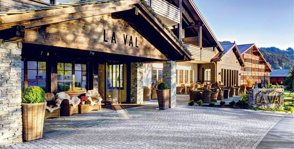 Bienvenido al Hotel La Val Bergspa Brigels