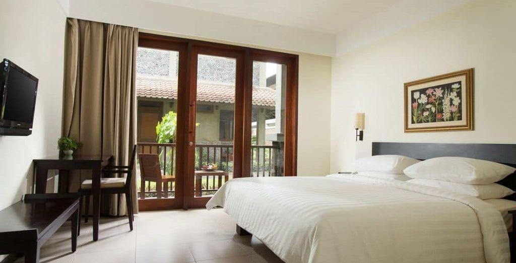 Descubre el Ketapang Indah Hotel 4*, tu opción el cuarto día de viaje