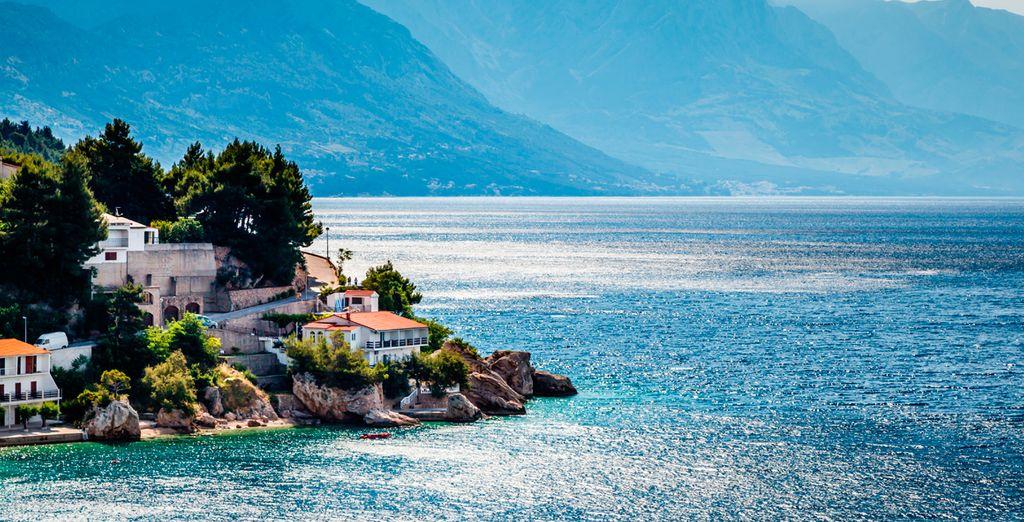 Venga y disfrute del clima y de sus playas