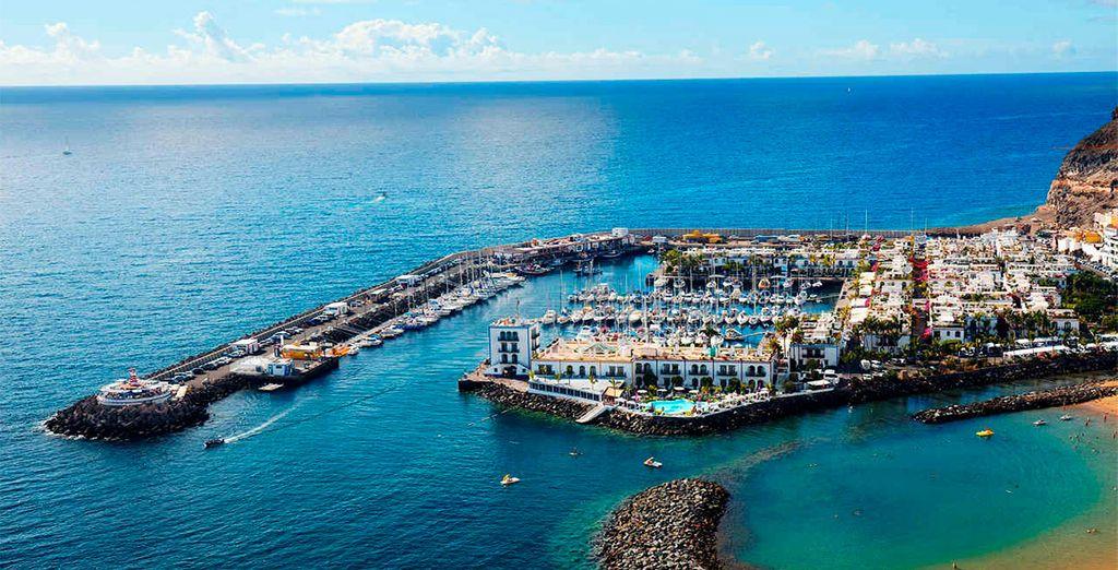 Gran Canaria - Cruceros en Canarias