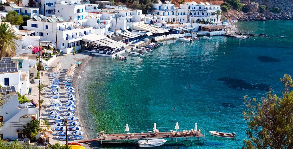 No pierdas la ocasión para conocer la isla cretense...