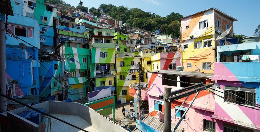 Visite cada rincón de Rio, una ciudad repleta de cultura