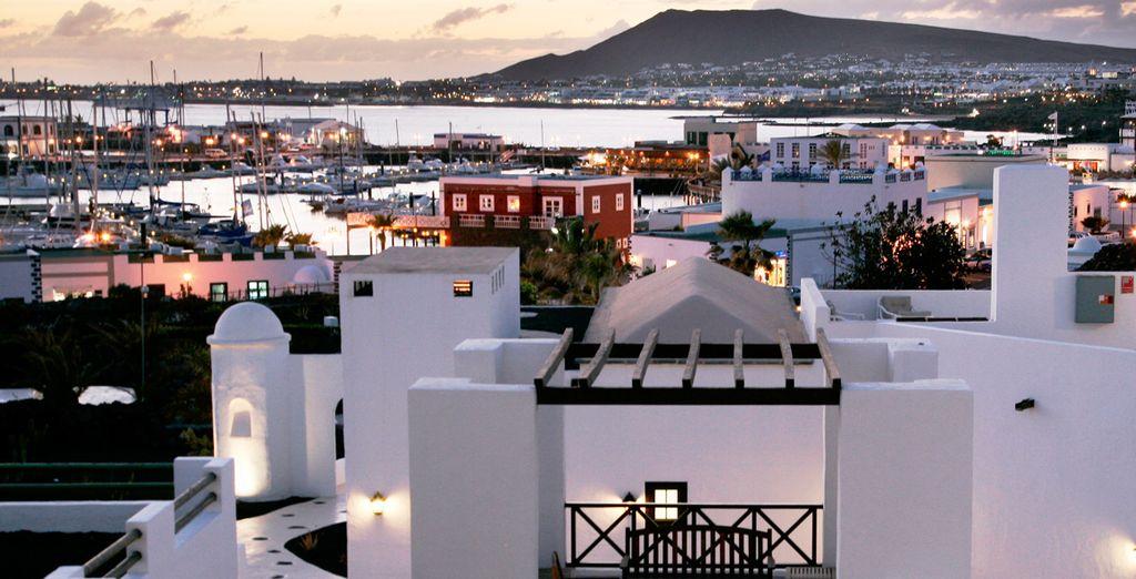 Viajes a Lanzarote en crucero desde Alicante