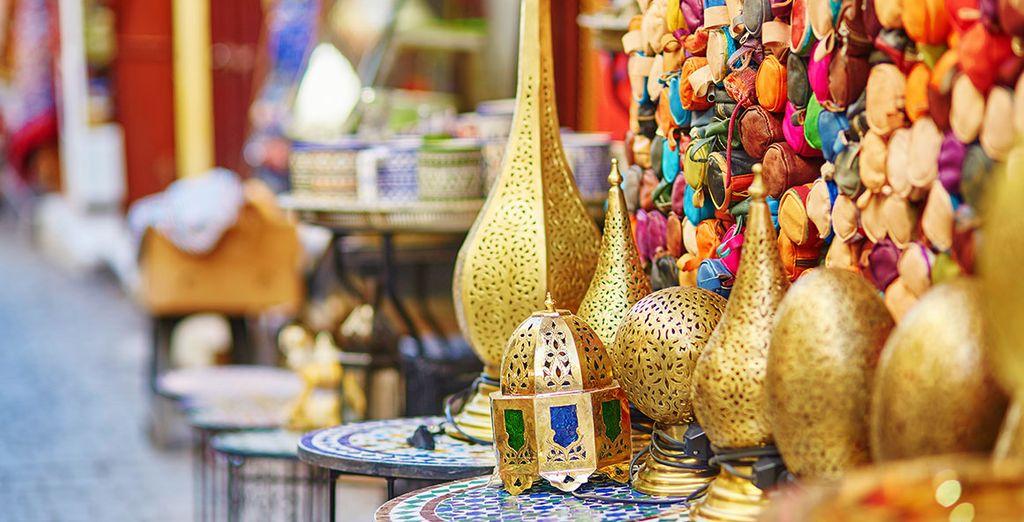 Deja que la magia de Fez te enamore
