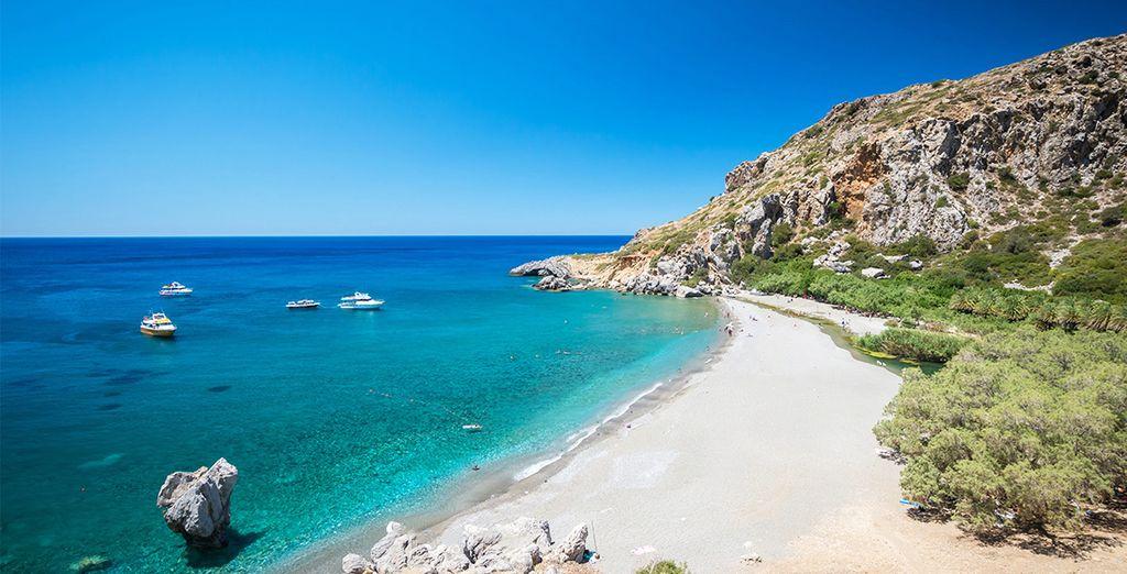 El Hotel Smartline Infinity Blue 4* te espera en la costa griega