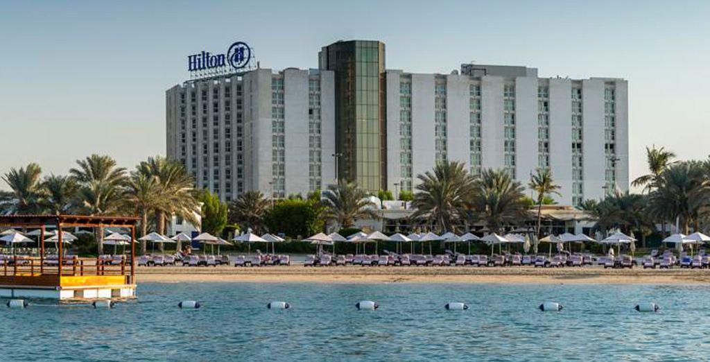 Un hotel perfecto para sus vacaciones en los Emiratos Árabes