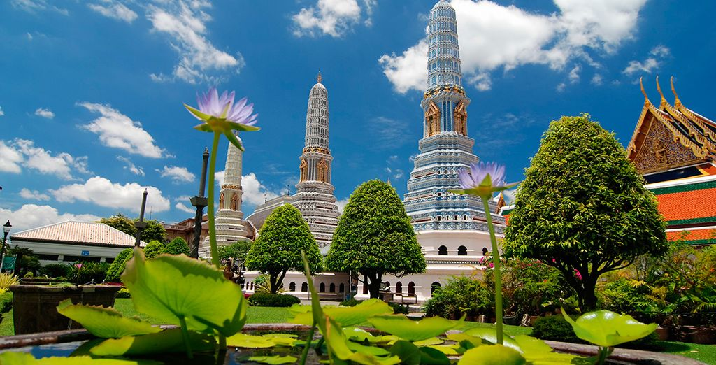Conocerás Wat Phra Kaew