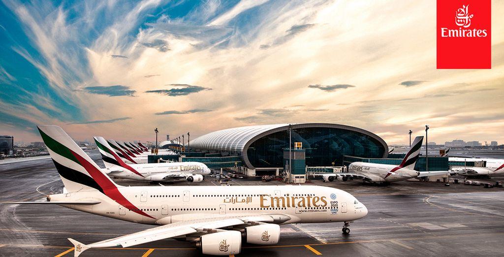 Desde su lanzamiento en 1985, Emirates ha recibido más de 500 premios internacionales