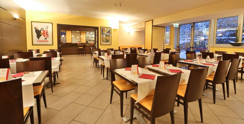 Saborea lo mejor de la cocina italiana en Best Western City 4* , tu alojamiento en Bolonia