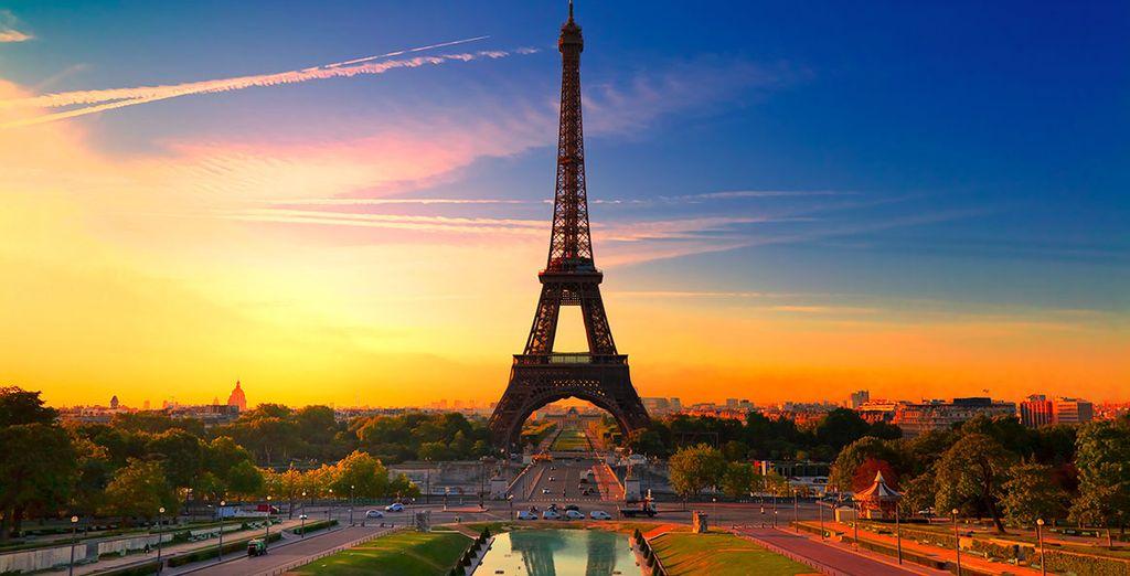 Atracciones y visitas - viajes a París