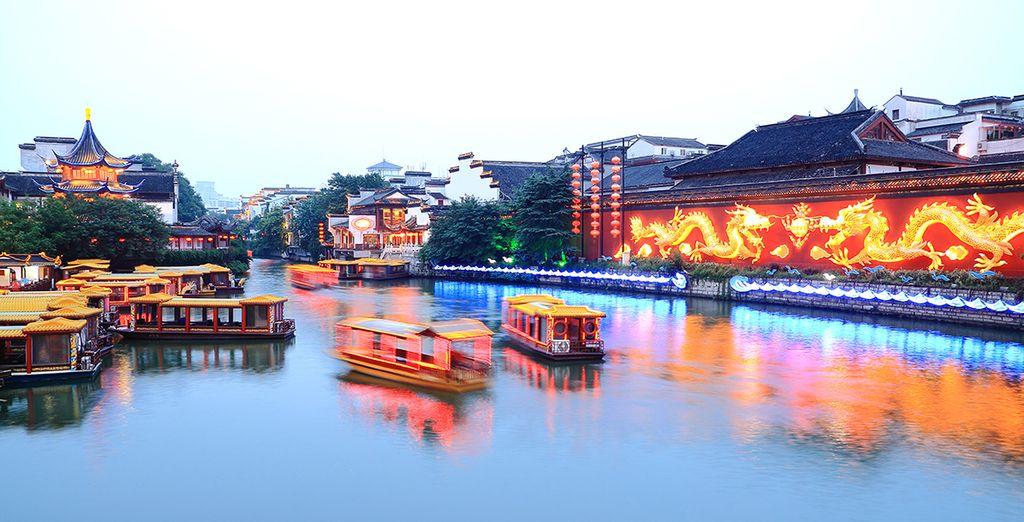 Descubra la enigmática Nanjing