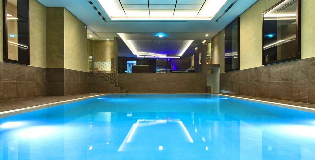 El Hotel Saccardi & Spa 4* te espera en Verona