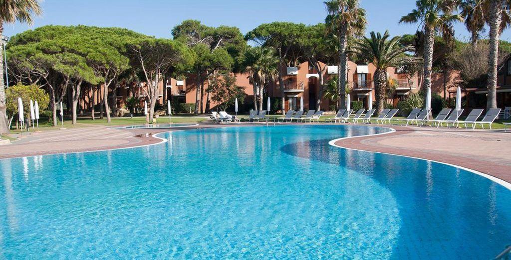 Bienvenido a Hotel Corte Rosada Resort & Spa 4*
