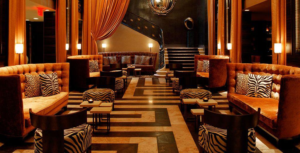 Interiores de lujo y diseño