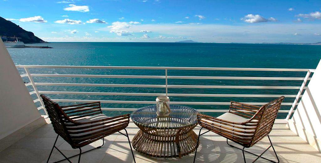 ¿Te apetece una escapada de relax? Hotel Miramare Stabia 4* te espera...