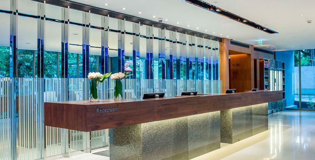 Amara Bangkok 5*, tu exquisito hotel en la capital tailandesa